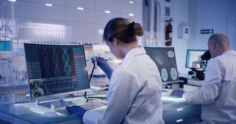 Metodologia Colorimetria para realização de diagnósticos em exames laboratoriais