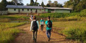 Time Hilab no caminho das tribos Yanomami